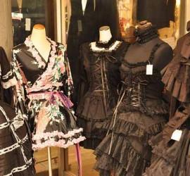robes gothic lolita