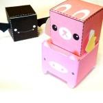 Papercraft et Paper Toy, les nouveaux origamis ?