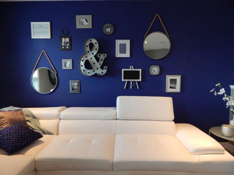 Intérieur, Design miroir