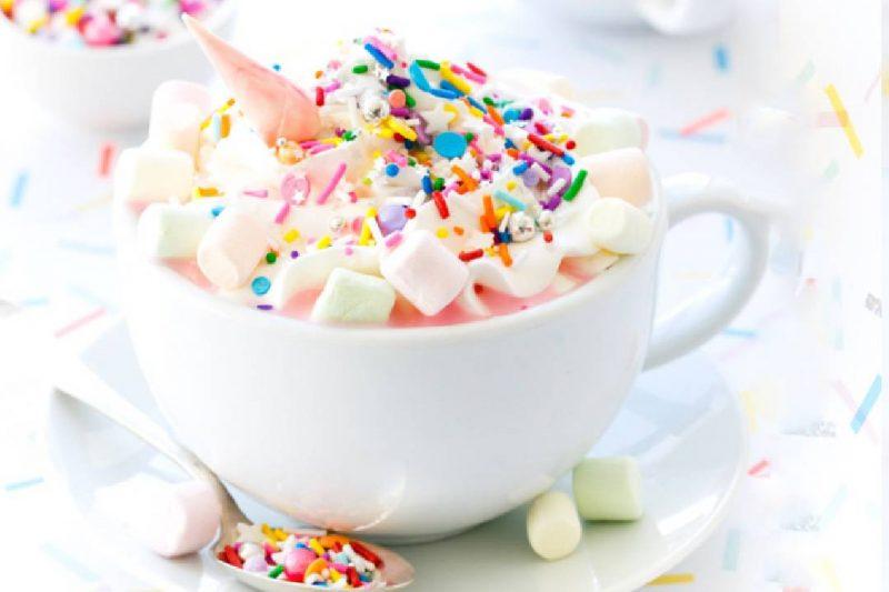 chocolat licorne