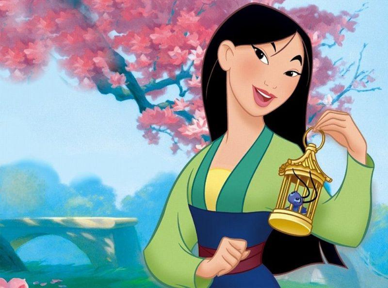 mulan est-la-meilleure-princesse-disney