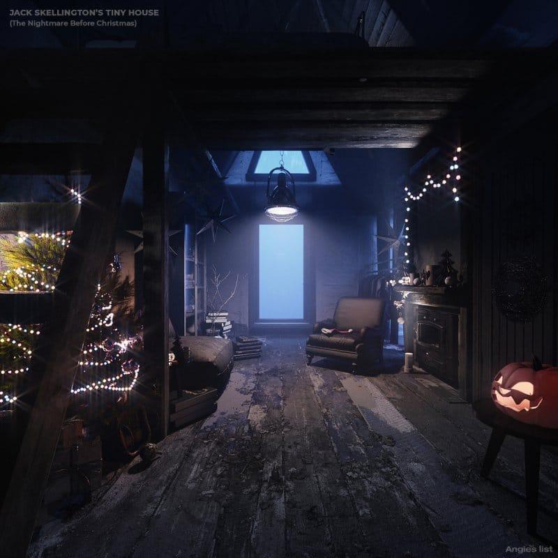 Tiny house jack